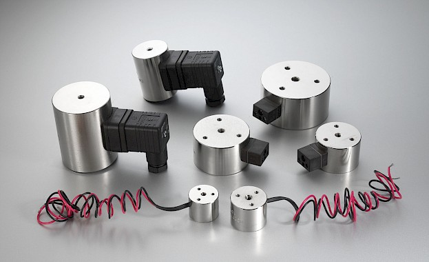 Electromagnets / Electro Permanent Magnets
