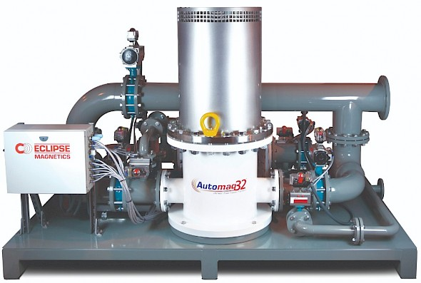 Automag Skid AM32 Magnetic Filter