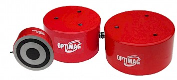 Optimag E - Electronically Activated Handling System